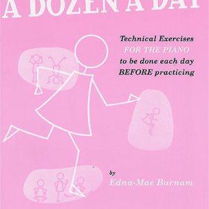A Dozen A Day Mini Book