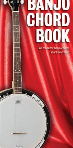 Tenor Banjo Chord Book Trax Music Store