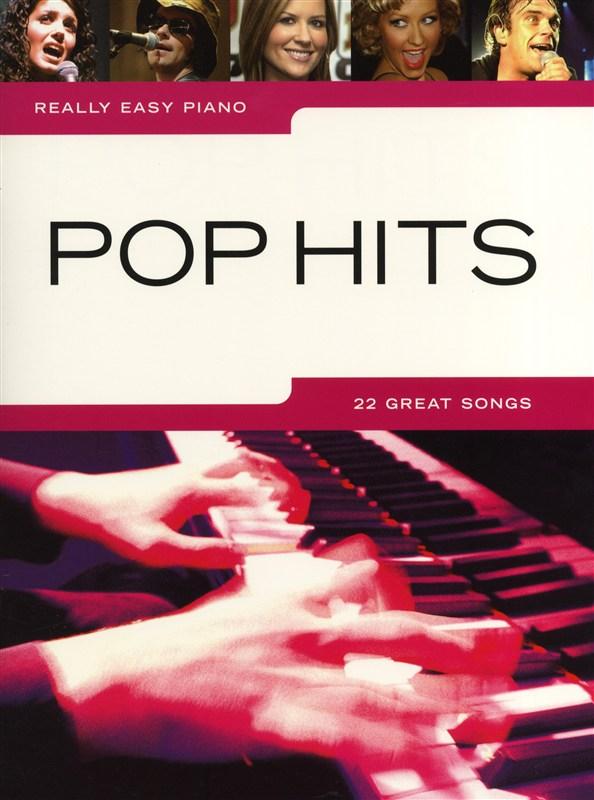 Really Easy Piano - Pop Hits