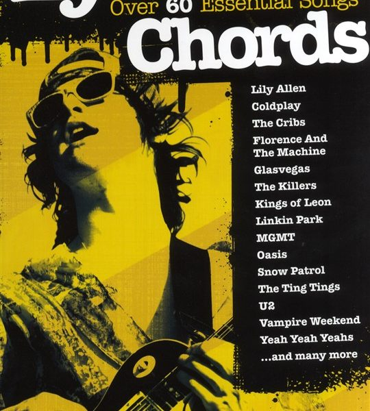 Lyrics Chords Over 60 Essential Songs Trax Music Store