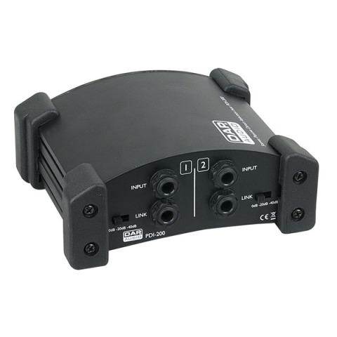 DAP Audio PDI-200 Passive DI Box