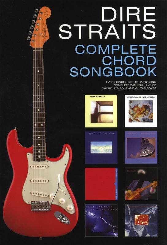 Dire Straits: Complete Chord Songbook - Trax Music Store