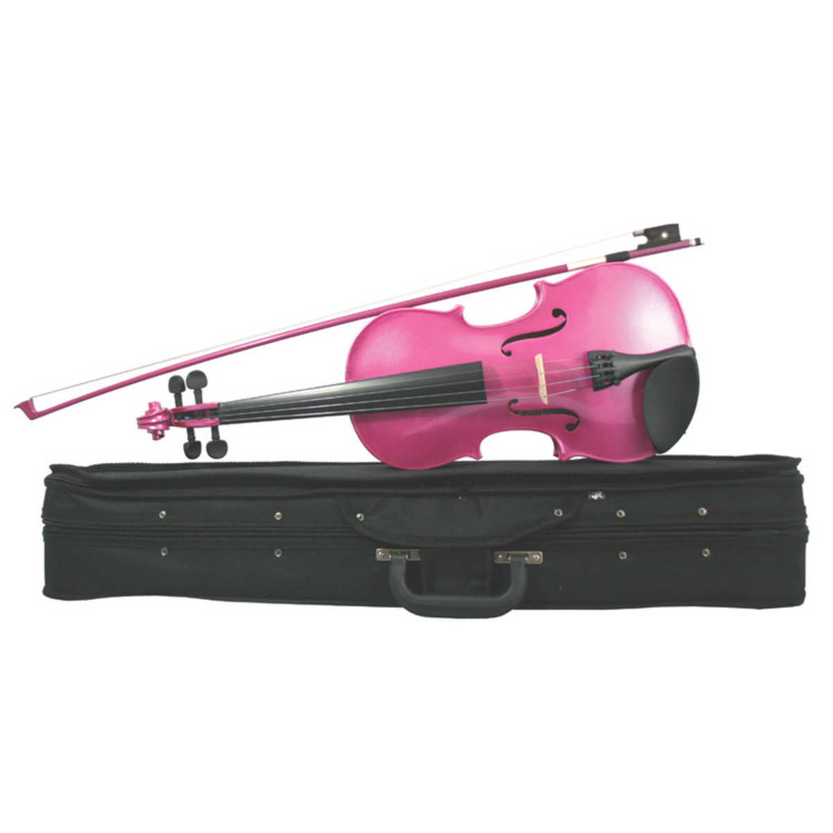 Rainbow Fantasia Pink Violin Outfit 1/2