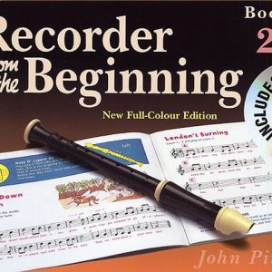 Recorder From The Beginning Book 2 (CD Edition)