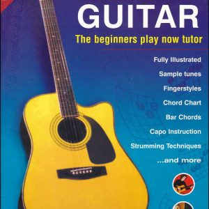 Simply Guitar Book by Tommy Foxe