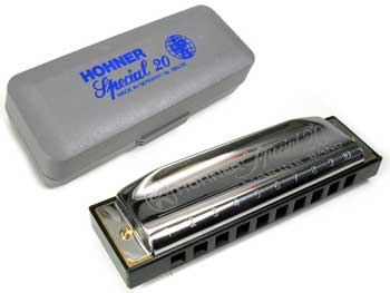 Hohner Special 20 Classic Key of C