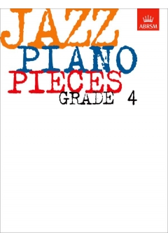 ABRSM Jazz Piano Pieces Grade 4