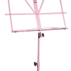 Pure Tone Music Stand with Case Pink