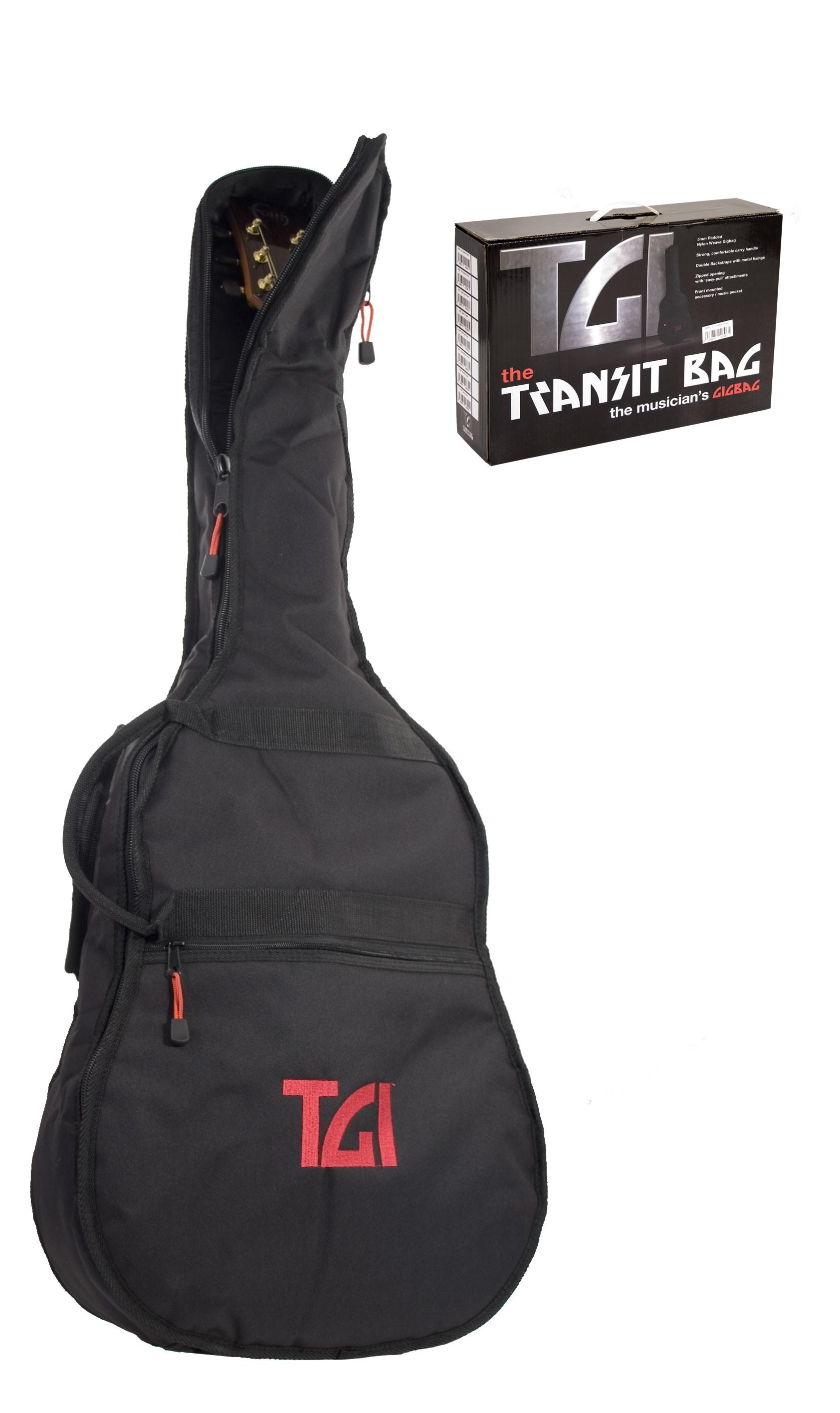 TGI GigBag 5 String Banjo - Transit Series