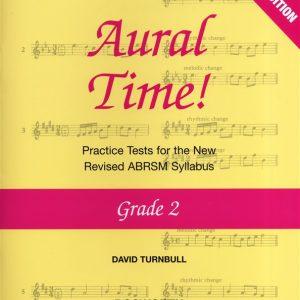 David Turnbull Aural Time Grade 2