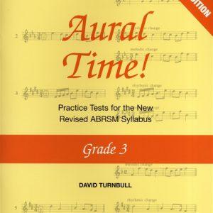 David Turnbull Aural Time Grade 3