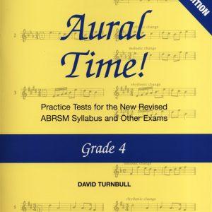 David Turnbull Aural Time Grade 4