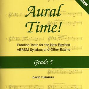 David Turnbull Aural Time Grade 5
