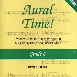 David Turnbull Aural Time Grade 6