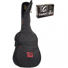 TGI 3/4 Size Classical Guitar Gig Bag - Transit Series