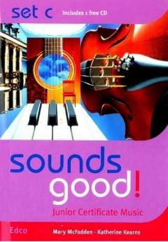 Sounds Good! Junior Certificate Music | Set C & CD