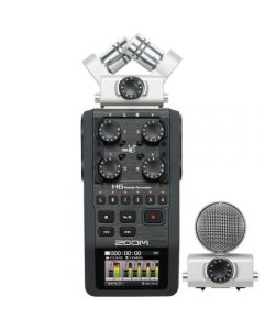 Zoom H6 6 Track Recorder