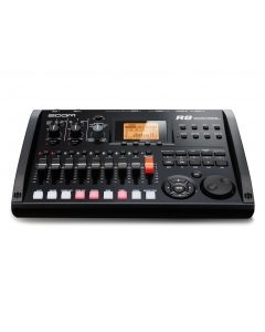 Zoom R8 8-Track Recorder/Interface/Control Surface