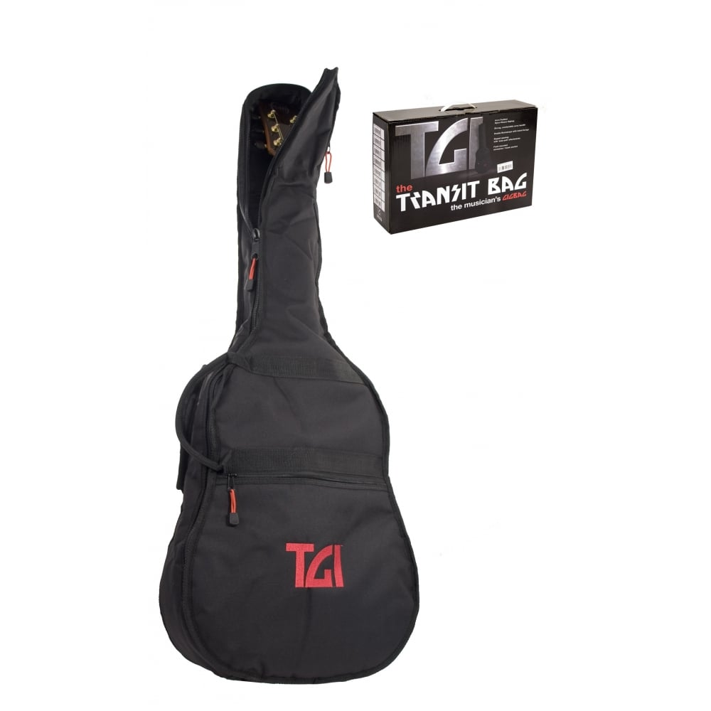 TGI Acoustic Dreadnaught Guitar Bag | Transit Series