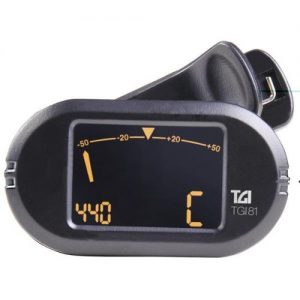 TGI 81 Clip On Chromatic Tuner