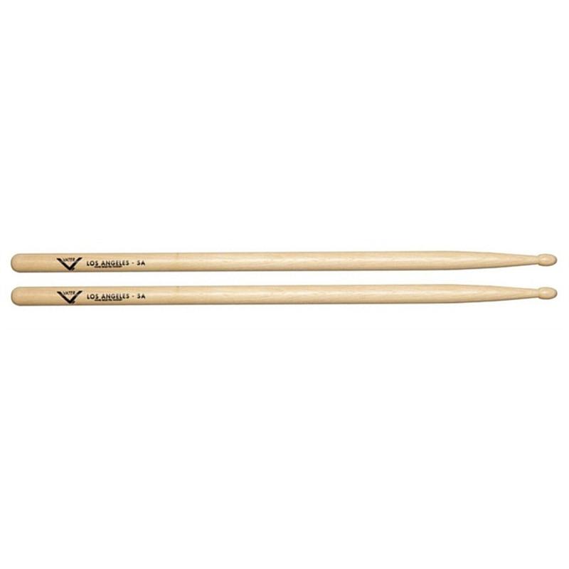 Vater Los Angeles VH5AW Wood Tip Drum Sticks