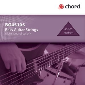Chord Bass Guitar Strings 45-105