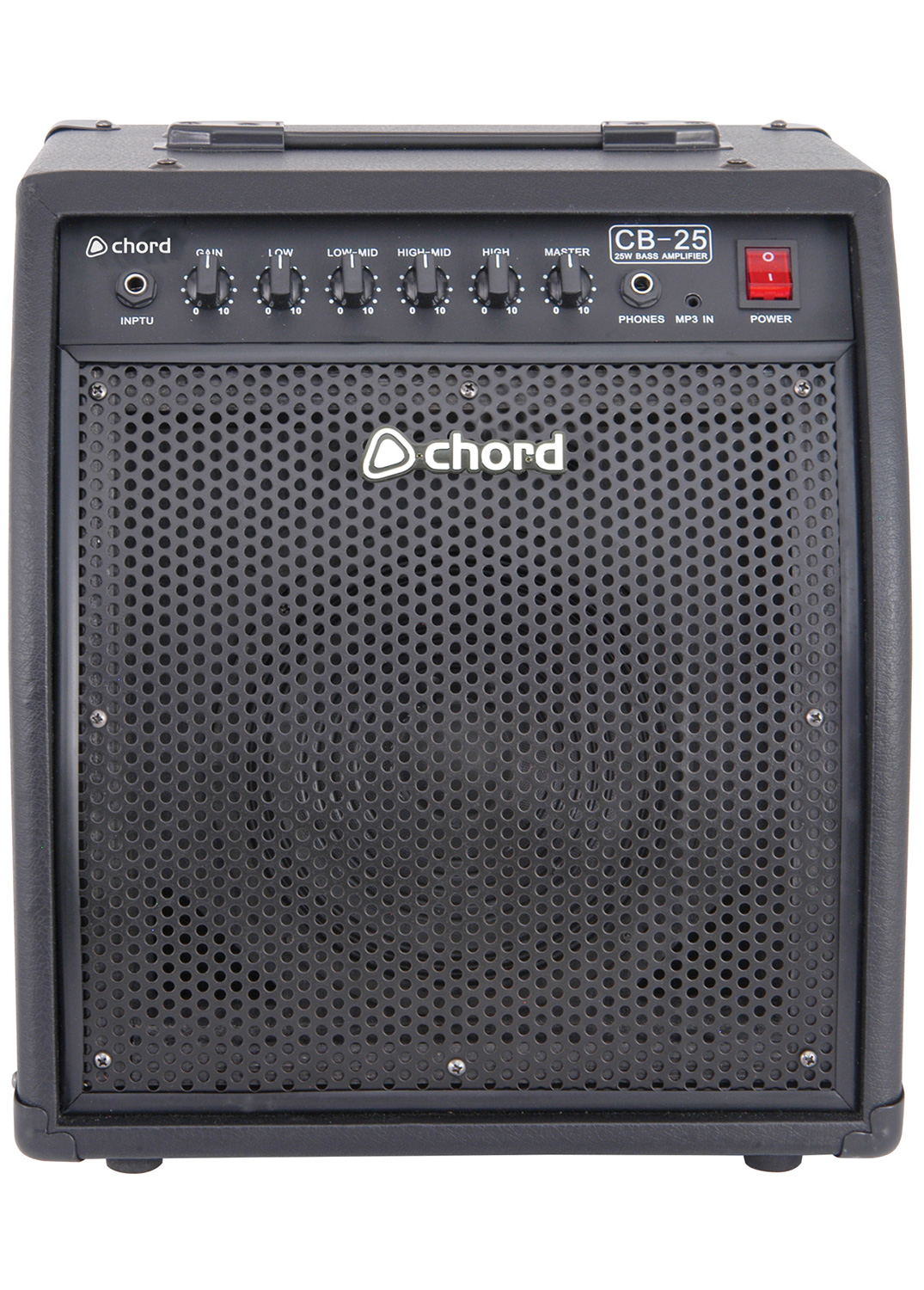 Bass Guitar Amp Frequency : chord cb25 cb series bass amplifier trax music store ~ Hamham.info Haus und Dekorationen
