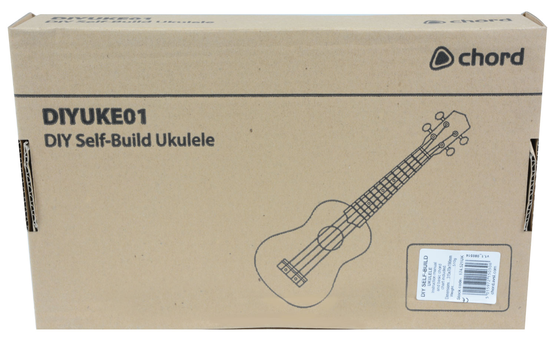 chord diy ukulele kit trax music store. Black Bedroom Furniture Sets. Home Design Ideas