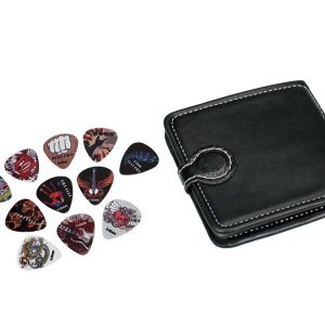 Boston Plectrum Pouch incl. 12 Plectrums