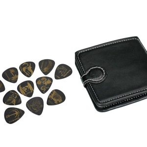 Boston 512 Plectrum Pouch incl 12 Plectrums