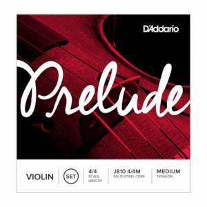 Daddario J810 Prelude 4/4 Violin Strings