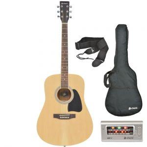 Chord CW26 Western Guitar Pack