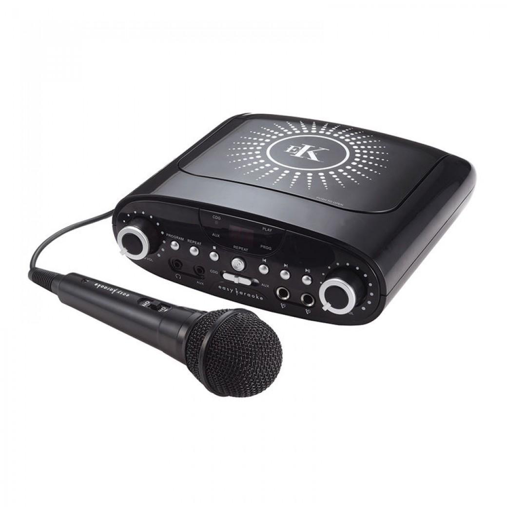 Easy Karaoke Plug & Play Karaoke Machine