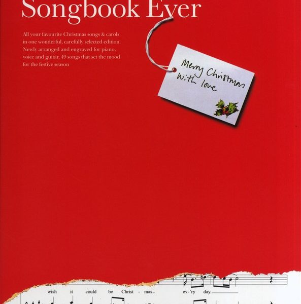 the best christmas songbook ever - Best Christmas Carols