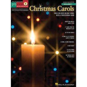 hal-leonard-christmas-carols-pro-vocal-songbook-for-women-men-volume-7-book-cd_960170