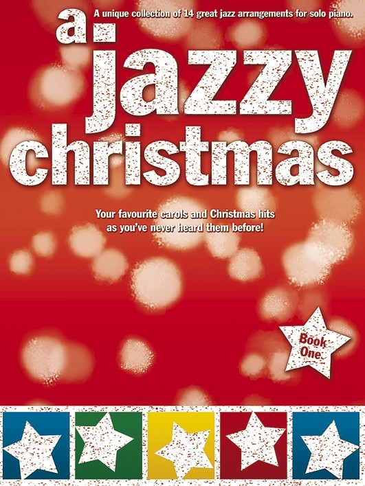 A Jazzy Christmas - Piano - Trax Music Store