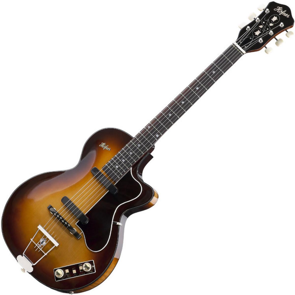 Hofner Club 50 Guitar Sunburst