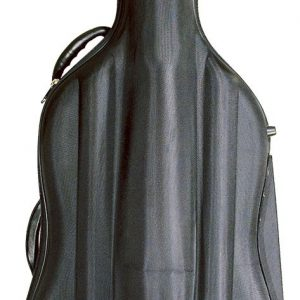 Hidersine Black Cello Case