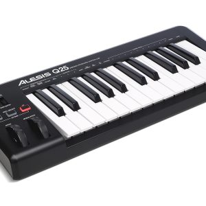 Alesis Q25 Midi Keyboard Controller