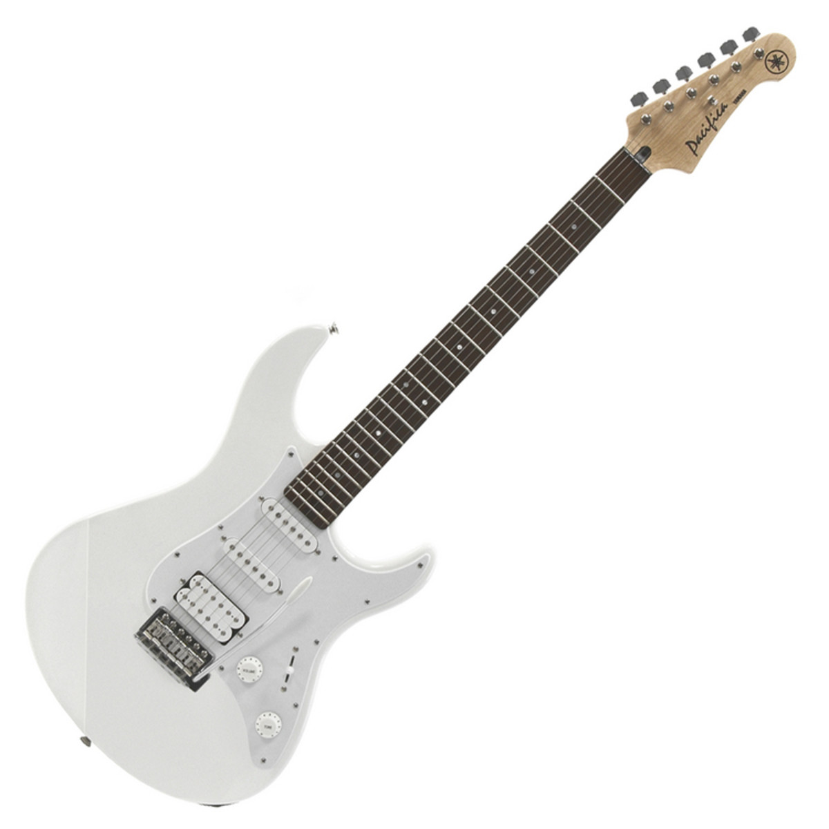yamaha pacifica 012 electric guitar vintage white trax music store. Black Bedroom Furniture Sets. Home Design Ideas