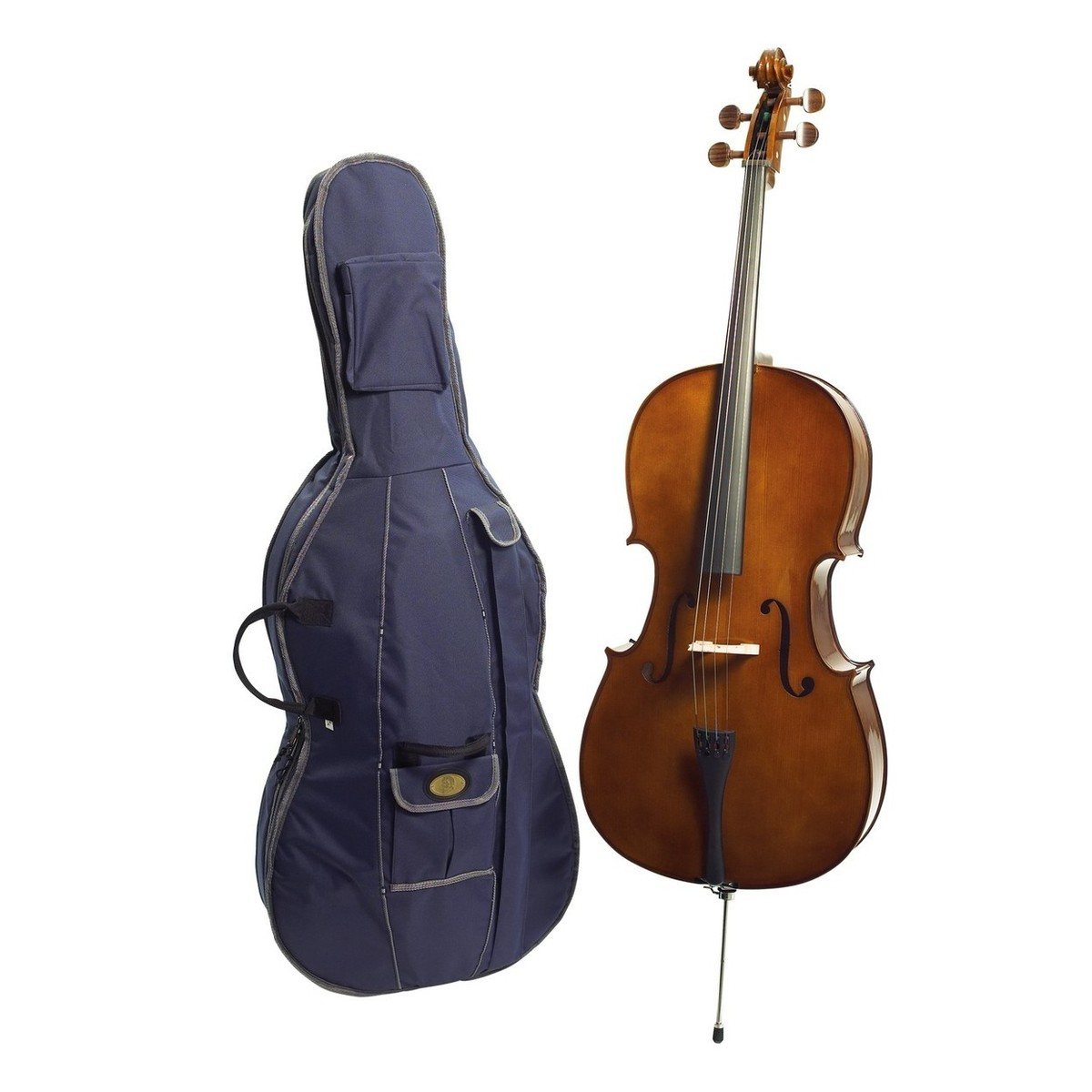 Stentor 3/4 Size Student 1 Cello Outfit