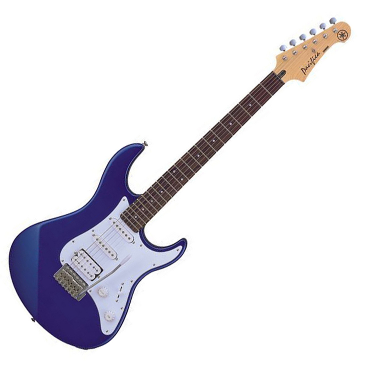 yamaha pacifica 012 electric guitar metallic blue trax music store. Black Bedroom Furniture Sets. Home Design Ideas