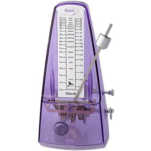 Cherub WSM-330 Metronome - Purple