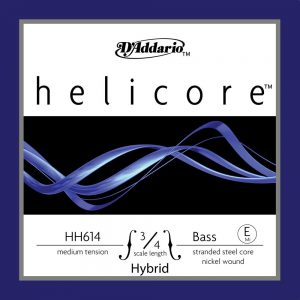Daddario Helicore Double Bass String - E