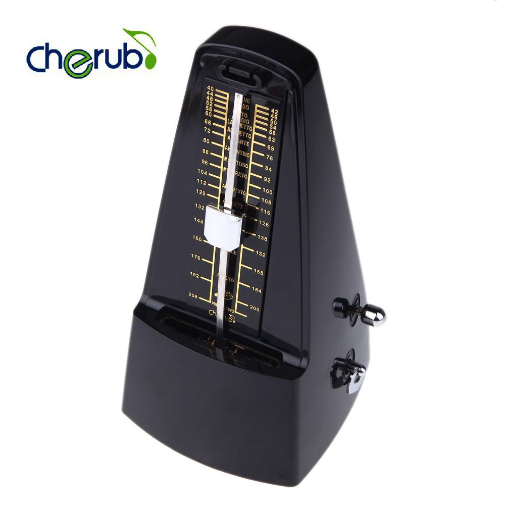 Cherub WSM-330 Metronome - Black