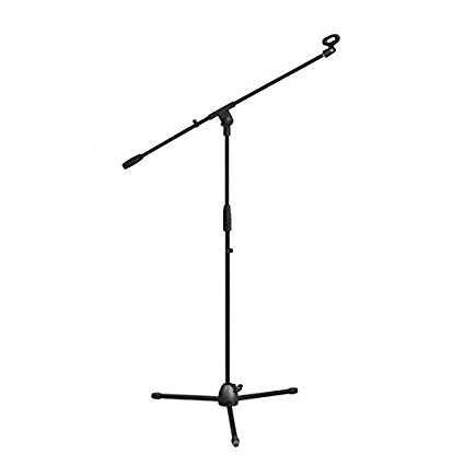 Microphone Stand with Boom by Trax