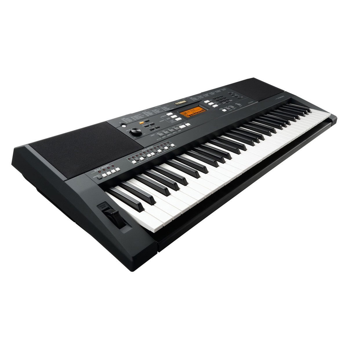 Yamaha Led Keyboard