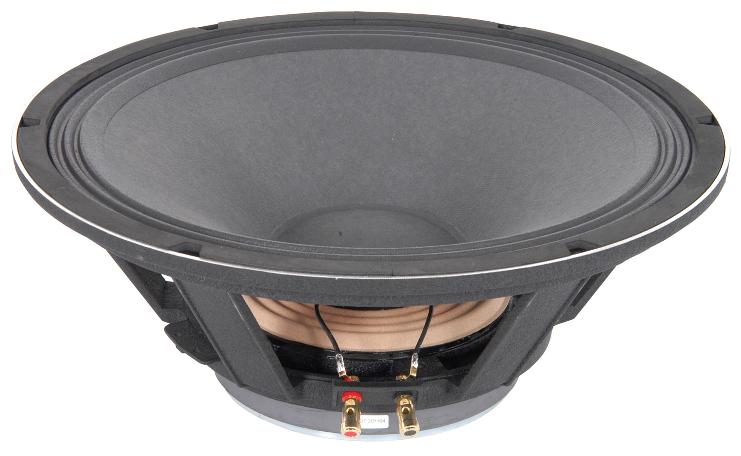 QTX 15 inch Replacement Driver 150W RMS