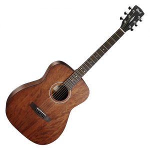 Cort AF510M Mahogany Grand Concert Acoustic Guitar