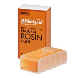 D'Addario Natural Rosin Light